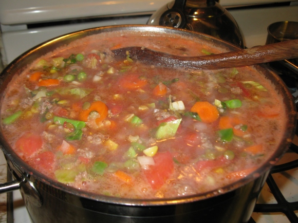 Vegetable Soup 001